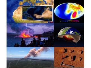 Континенты пришли в движение, планета готовится к перевороту. Часть 1