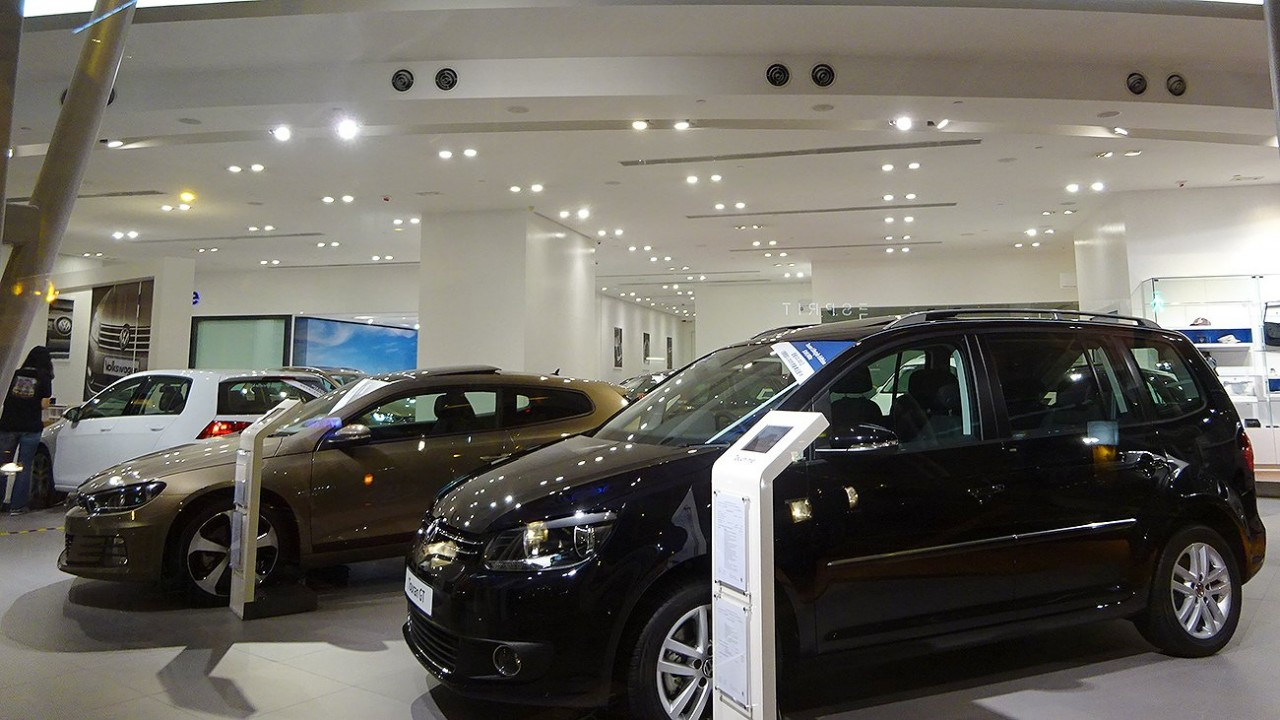 Эксперт прокомментировал рост продаж новых автомобилей в России в октябре 2018 года