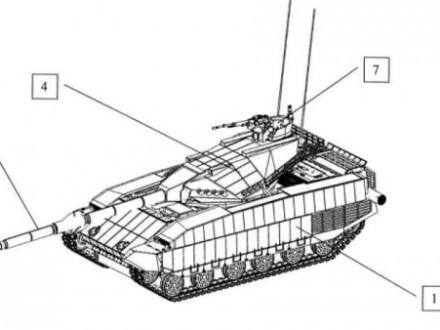 «Азов» обзавелся собственной «вундервафлей» и запатентовал «чудо-танк»