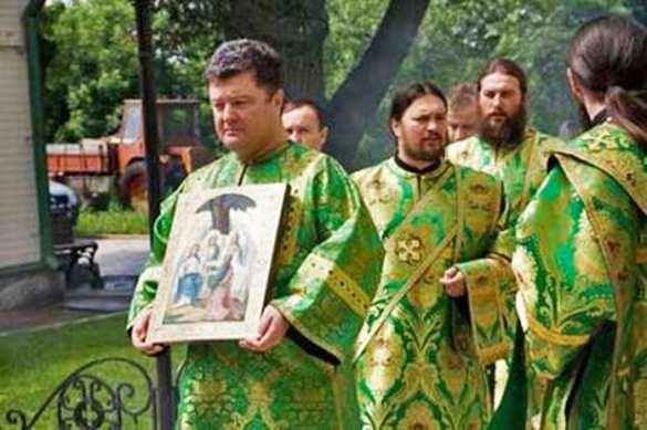 Александр Роджерс: Почему Порошенко ещё не предан анафеме?