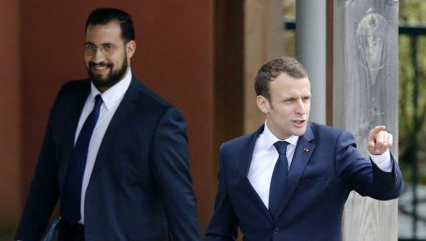 Сенат Франции обнаружил «сер…