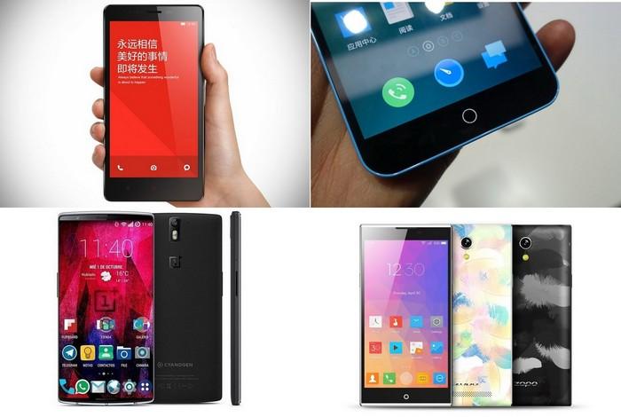 Качественные китайские бренды смартфонов