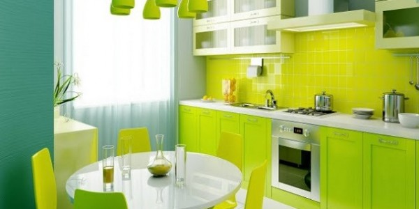 зеленые кухни-2