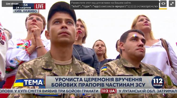 Уроды, рагулье поганое гадит сегодня в Киеве!!!