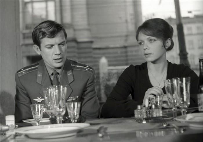 Кадр из фильма *Потому что люблю!*, 1974 | Фото: kino-teatr.ru