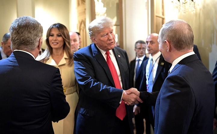 Песков: Путин и Трамп обсудят ДРСМД на саммите G20