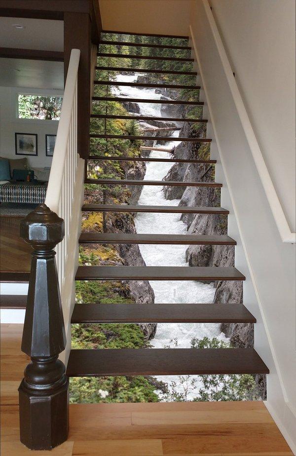 Эффектная лестница