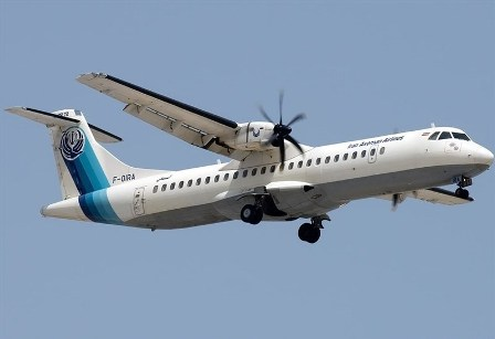 ВИране разбился пассажирский лайнер: 66 погибших