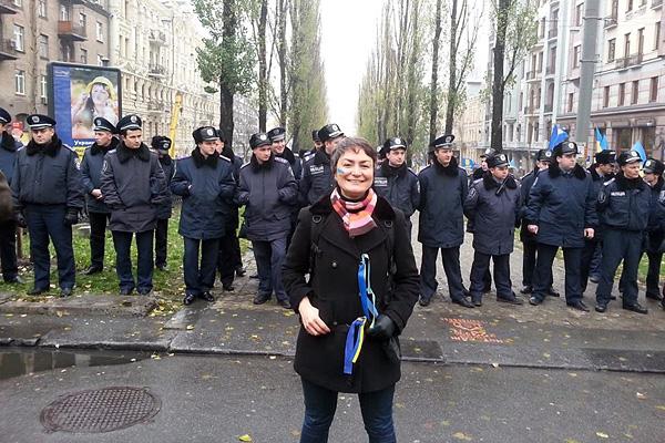 Эти журналисты разрушали Украину на майдане, желая въехать в свою персональную Европу