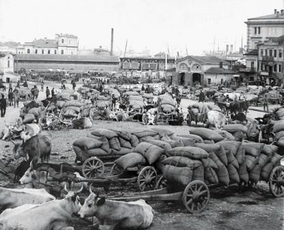 Реальное состояние Российской империи до обоих госпереворотов 1917 года.