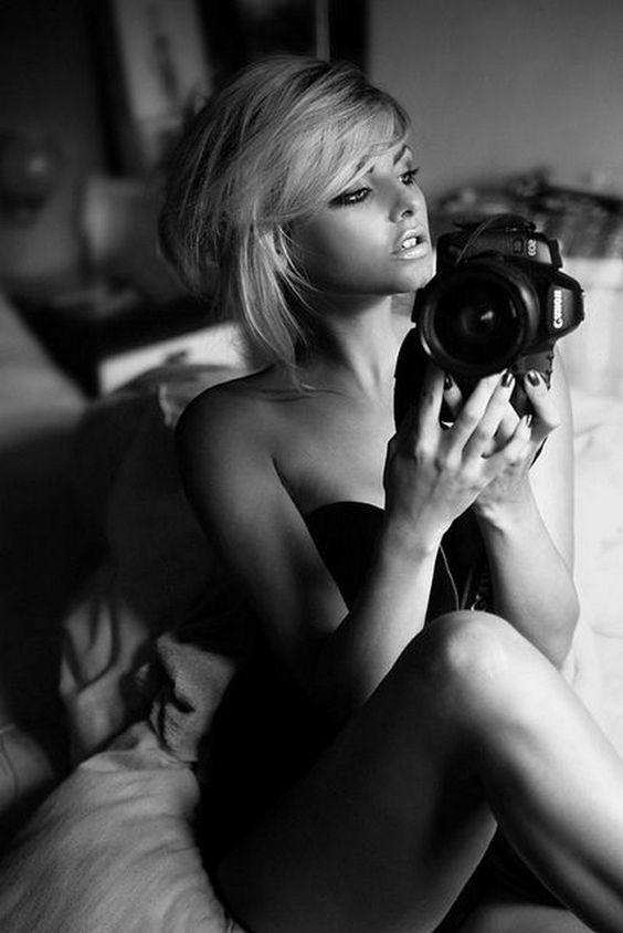 Девушки милашки и симпотяшки на фотографиях