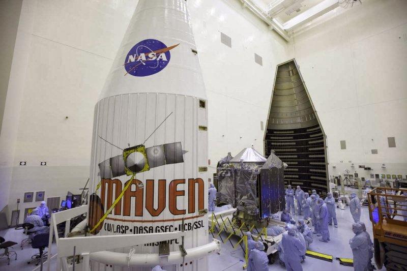 Сорок пятая экспедиция к Марсу