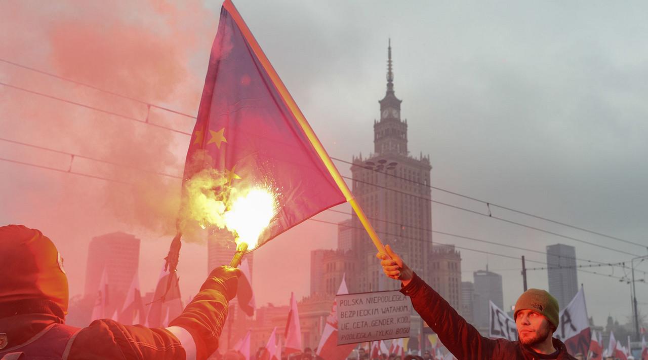Польша может покинуть ЕС вслед за Великобританией