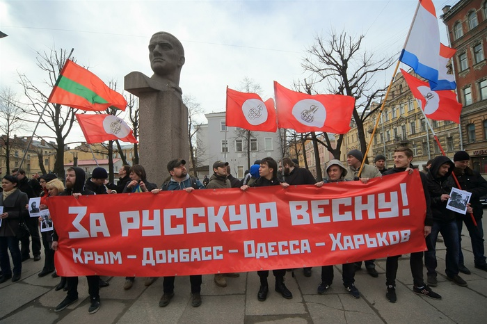 Российский эксперт: Нам нужен не Зеленский, а Русская весна по всему Юго-Востоку