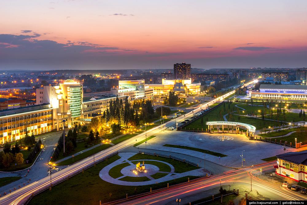 Верхняя Пышма - медная столица Урала