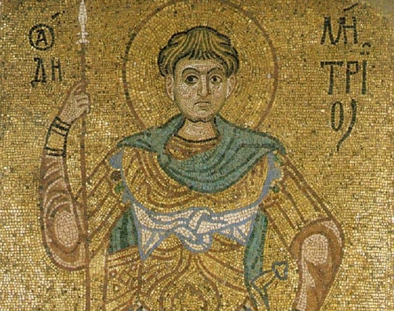 икона святой дмитрий