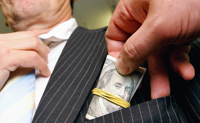 Урок для Путина на $ 100 миллиардов