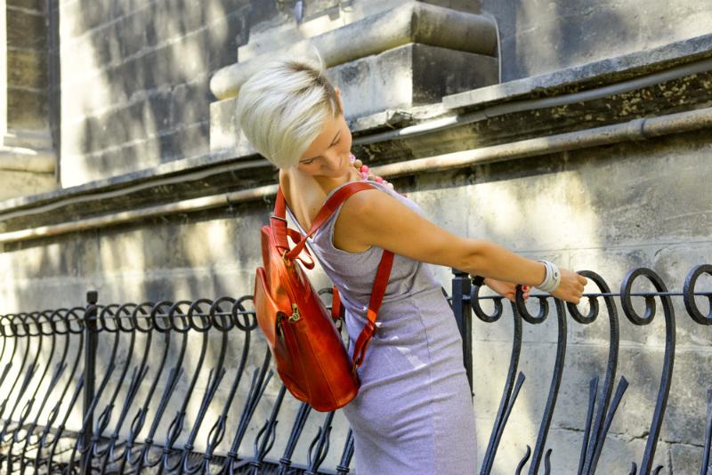 6 причин, почему мода на рюкзаки в городе прекрасна