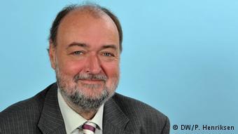 Бернд Йоханн, руководитель украинской редакции Deutsche Welle