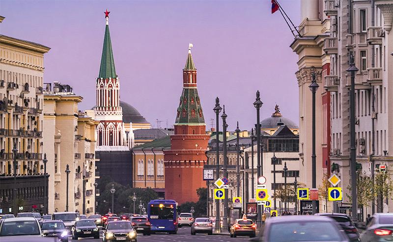 В центр Москвы будут пускать только новые авто