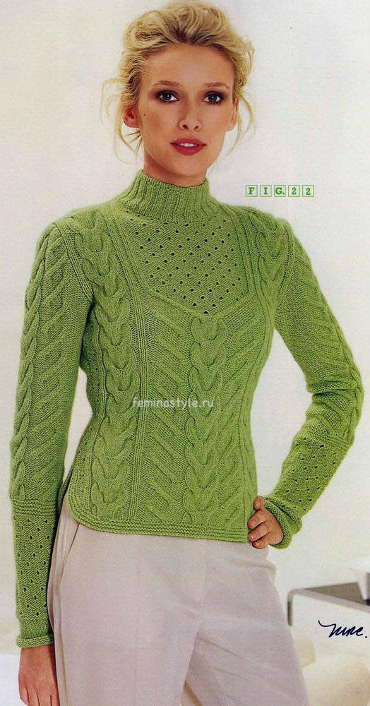Пуловеры (подборка)