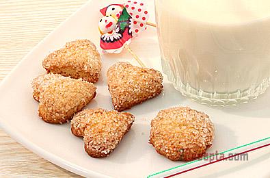 Детское сахарное печенье