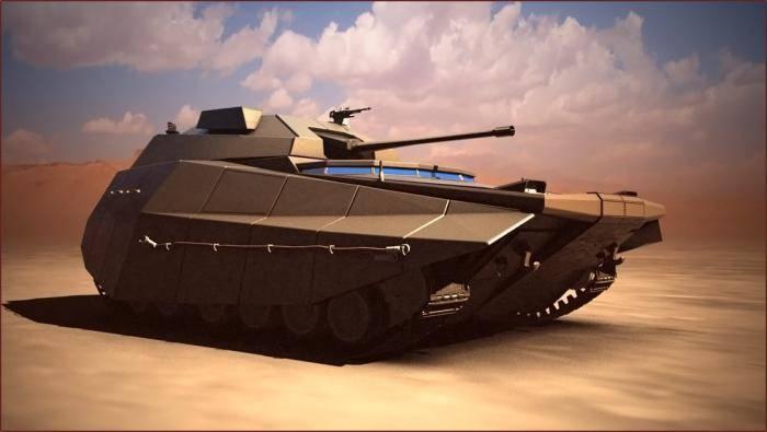 Министерство обороны Израиля представило оружие для будущей войны