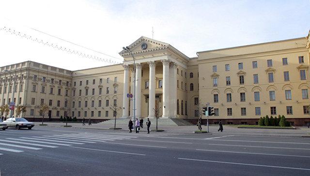 В Белоруссии советника украинского посольства объявили персоной нон грата