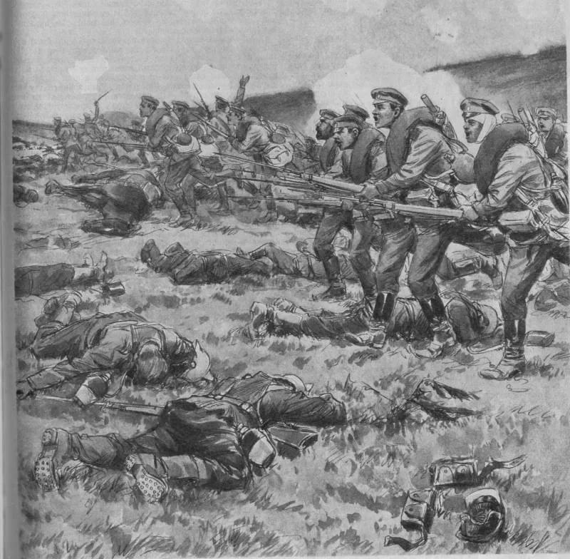 Разведопрос: Борис Юлин про события Первой мировой войны 1915 года