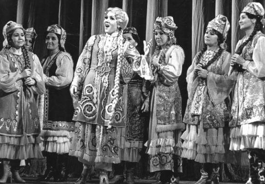 День одного произведения. Опера Жиганова «Алтынчач»