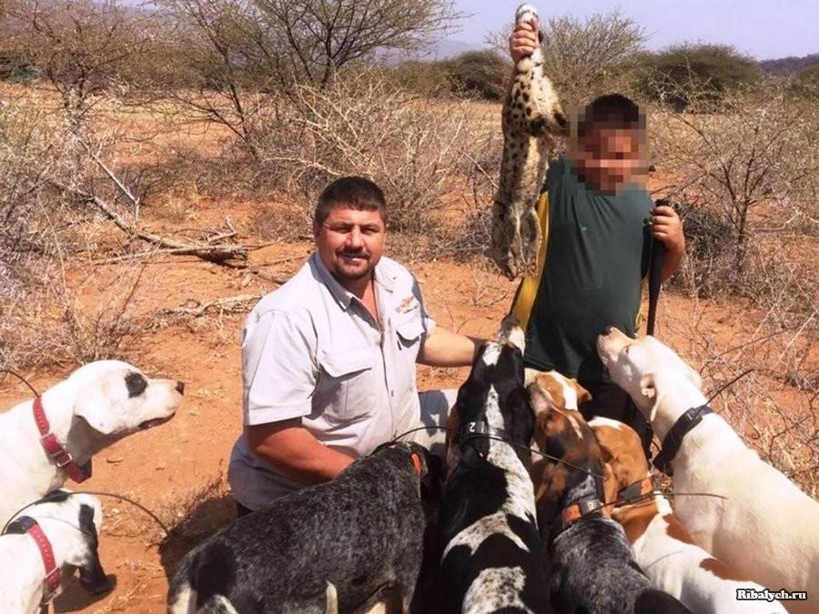 В Зимбабве крокодилы поохотились на охотника