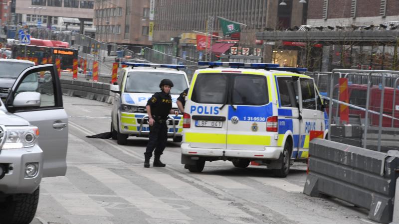 Названо точное число погибших и пострадавших в Стокгольме