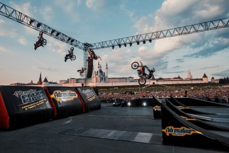 Москва примет Adrenaline FMX Rush - Фото 3