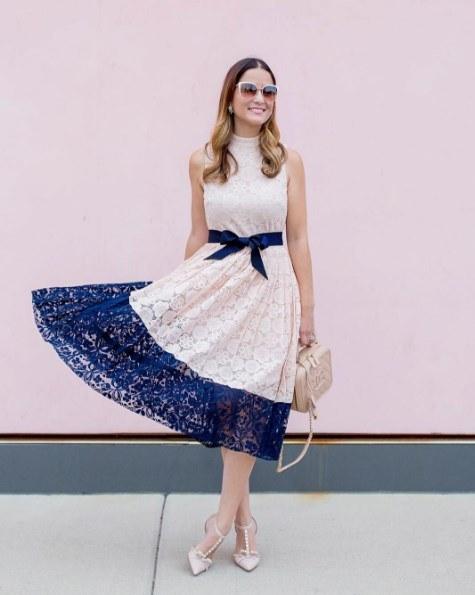 Соблазнительные кружева: 10 изящных платьев
