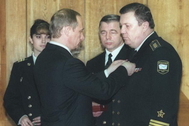 Адмирал Комоедов о случае с «Ватутиным»: Украина должна присоединиться к РФ