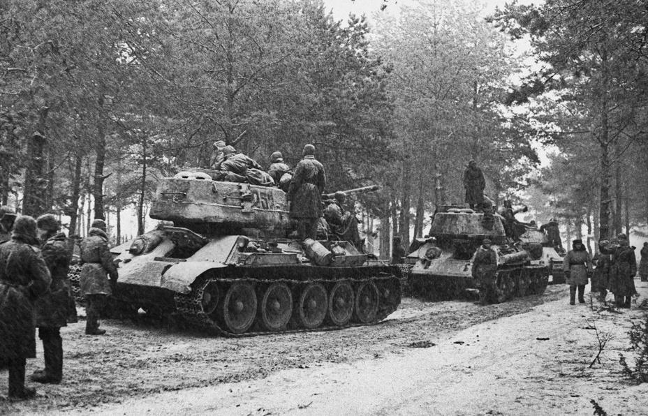 Фото дня: Восточно-Прусская операция