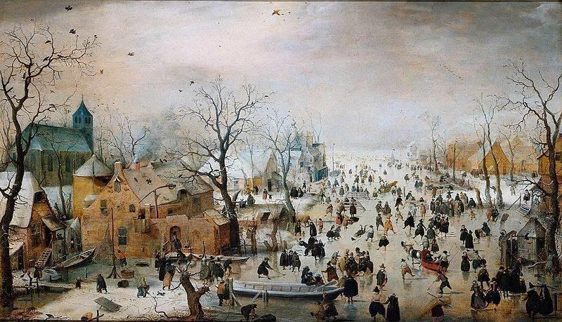 Как Россия перенесла Малый ледниковый период история, россия, холод и голод