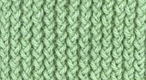 Изучаем технологию вязания пышных резинок спицами