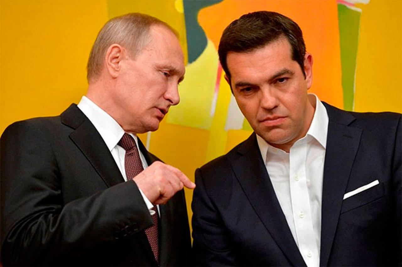 Зачем Алексис Ципрас приезжал к Владимиру Путину