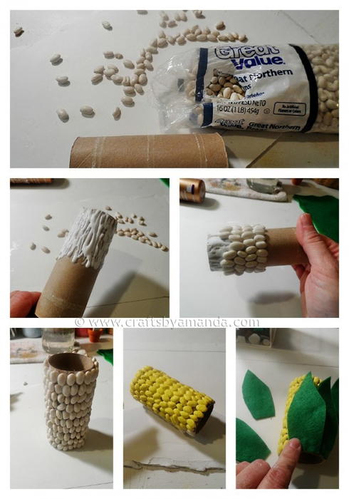 Изумительные творения из природного материала! (3 мастер-класса)