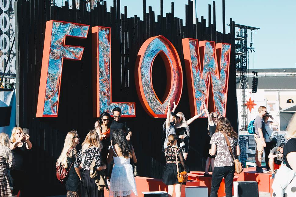 Зачем русские едут на Flow Festival 2017