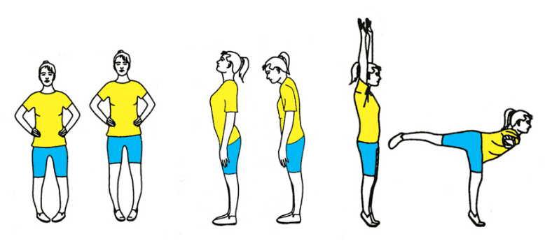 15 упражнений против варикоза: эффективно и не сложно!