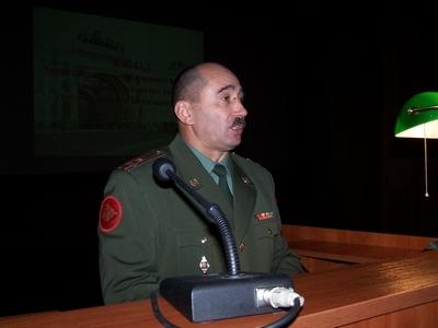 Генерал ЗВО подорвался на мине под Пальмирой