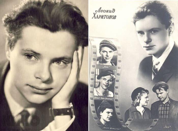Леонид Харитонов - тот самый солдат Иван Бровкин