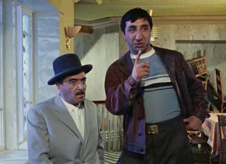 17 киноляпов из фильма «Кавказская пленница»