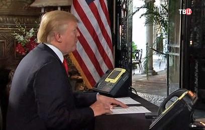 Трамп: моя ядерная кнопка гораздо больше, чем у Ким Чен Ына