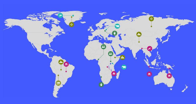 Необычные человеческие гены: откуда и почему они появились