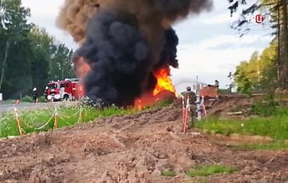 Жертвами ДТП в Солнечногорском районе Подмосковья стали три человека