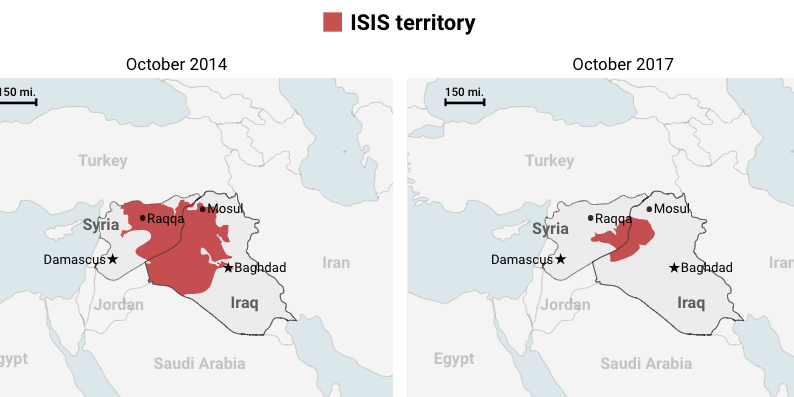 После ИГИЛ