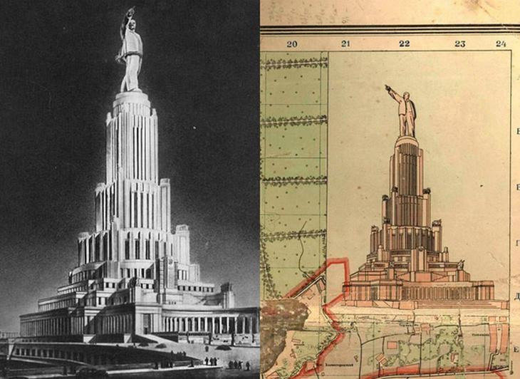 Похороненные масштабные проекты эпохи СССР